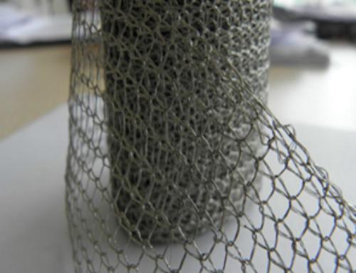 Round opening Titanium Perforated Mesh - Titanium Mesh